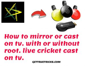 how to cast hotstar on tv.